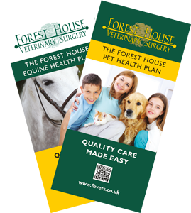 Forest House Vets: Pet Services