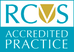 Forest House Veterinary Surgery is RCVS Accredited